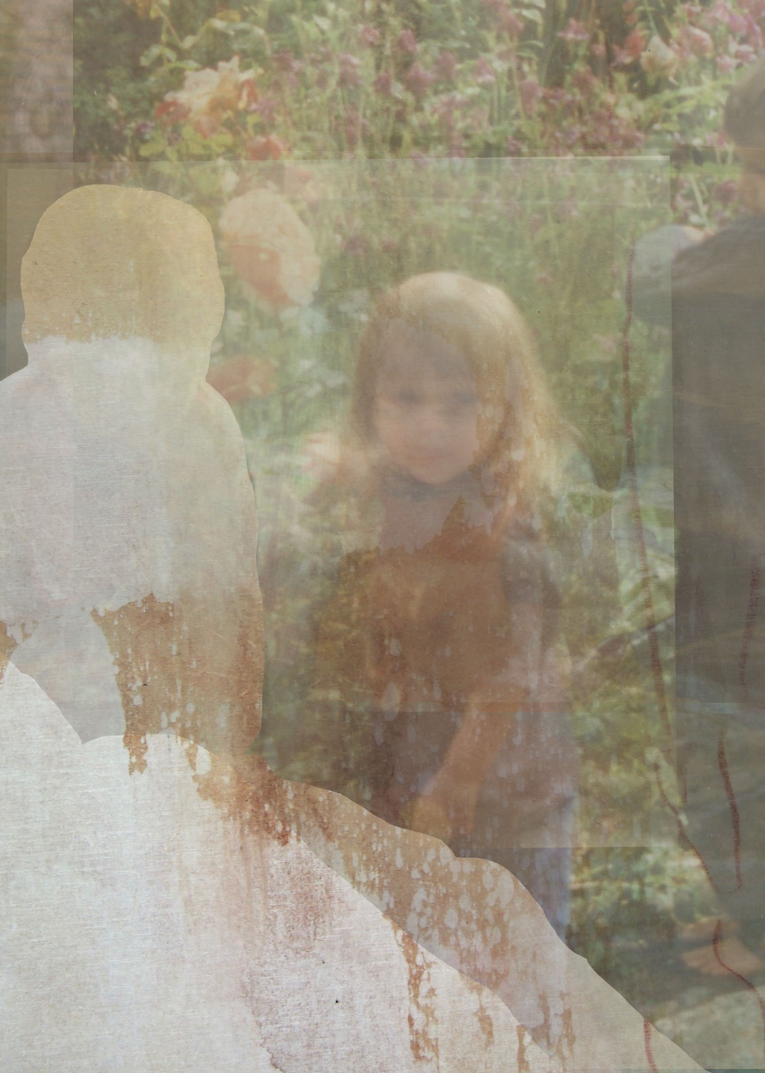 Digital Collage Variation Georgia Green