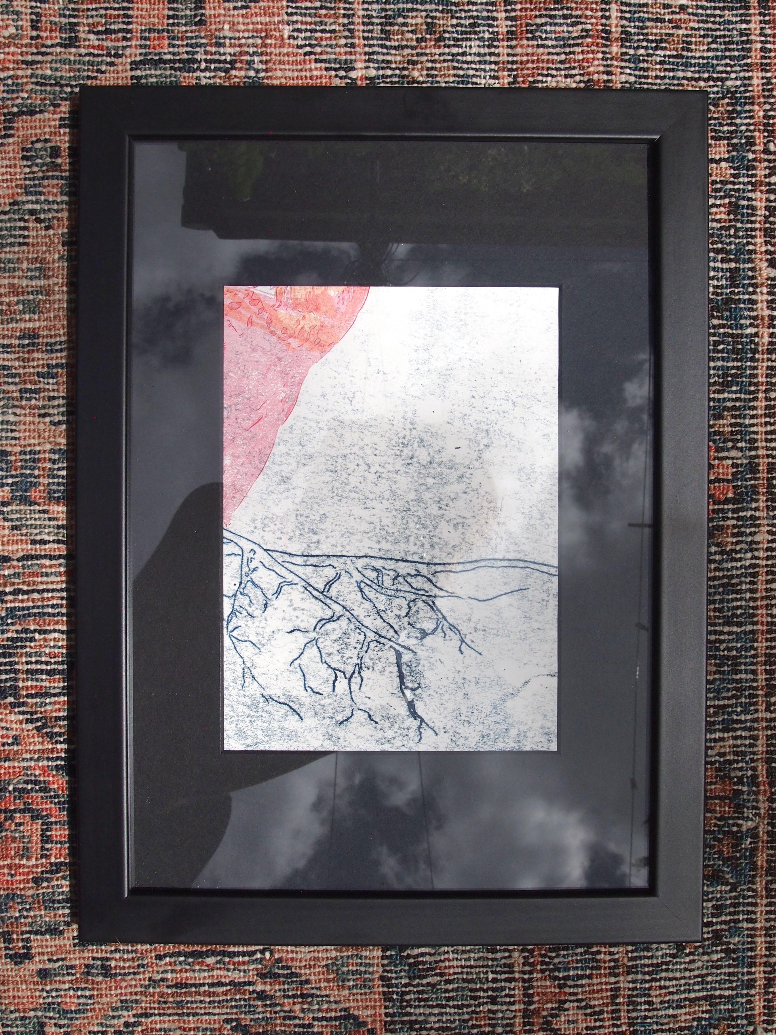 'Tissue Series' detail Georgia Green